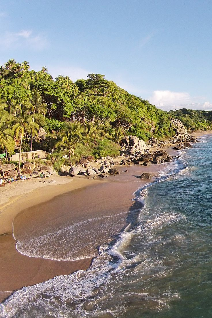 2026 best mexico images on pinterest mexico beautiful places and playa escondida mexico romantic jungle retreat with a private beach i escape altavistaventures Images