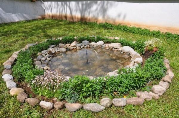 Seen und natürliche Pools für den Garten | Pool im garten ...