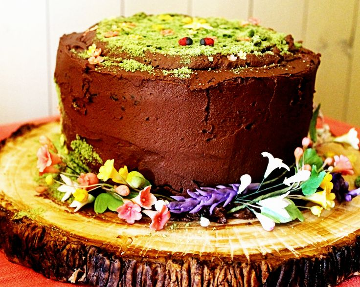 "Tarta bosque ""Forest"" cake"