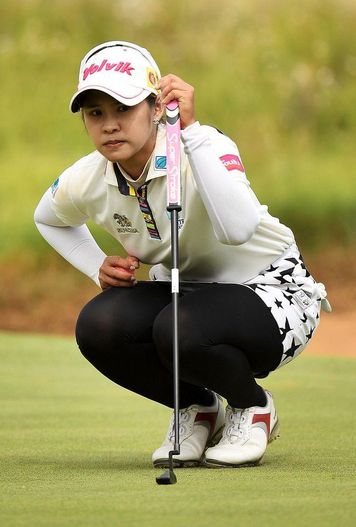 LPGA Tights — Ayean Cho, 2020 The 10th Lotte Cantata Open