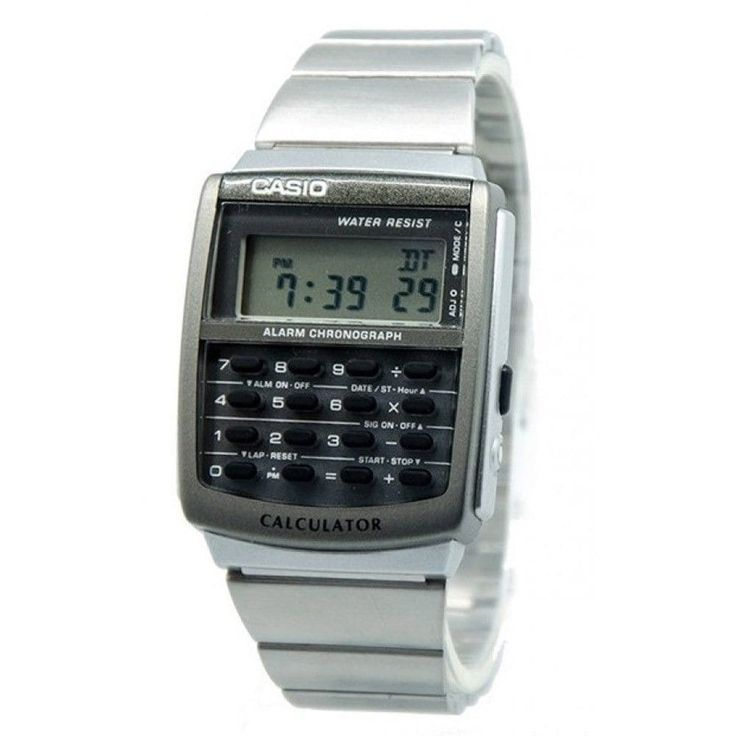 Casio Women's CA-506-1 Digital Watch -