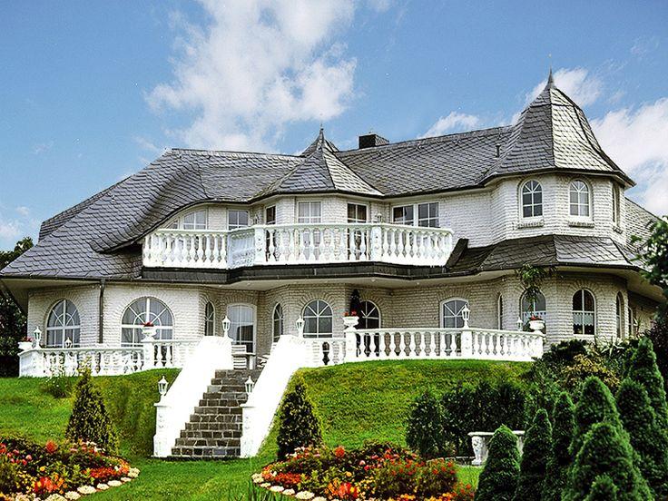 81 Best Schöne Häuser Und Villen Images On Pinterest