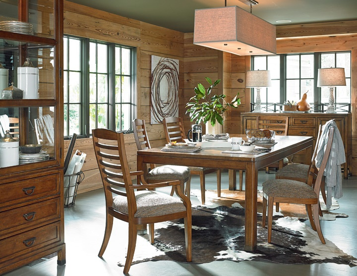 11 Best Dining Room Collections Images On Pinterest  Dining Room Cool Thomasville Dining Room Table Decorating Inspiration