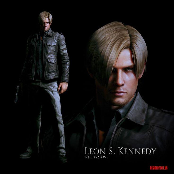 LEON SCOTT KENNEDY | Leon Scott Kennedy - Wiki Resident Evil