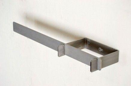 ロングタイプ。フラットバーだけで構成されたシンプルな構造。