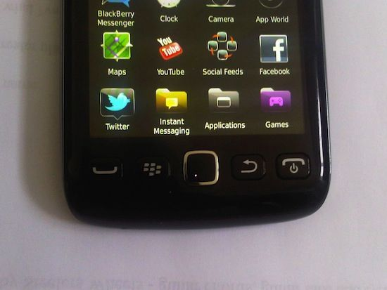 BlackBerry Touch 9860 gets close-up snap | The BlackBerry Touch 9860 has spent more time posing for photos and videos than most phones that have been released, with yet another photo shoot turning up online. Buying advice from the leading technology site