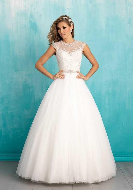 Allure Bridals 9301 Ball Gown Wedding Dress