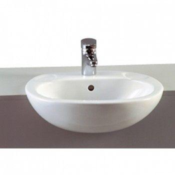 Vitra Semi Recessed Basin 1TH