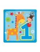 Compleanno 1 anno bimbo per bambini, mille idee di decorazione - VegaooParty