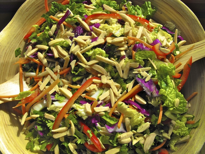 Asian slaw recipe from Cooper's Hawk. Just made tonight, so good and highly addictive! Added a tsp more sugar.Tags, Thy Medicine, Food Ideas, Asian Slaw Recipe, Recipe Ideas, Healthy Recipe, Healthy Food, Cooper Hawks, Hawks Asian