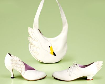 Minna Parikka Swan Purse - from  old collection
