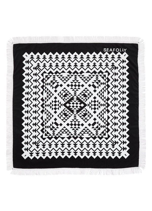 Modclub Aztec Towel by Seafolly