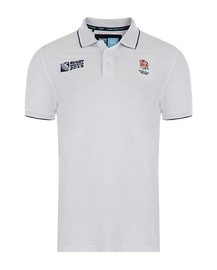 Rugby World Cup 2015 England Supporter Polo