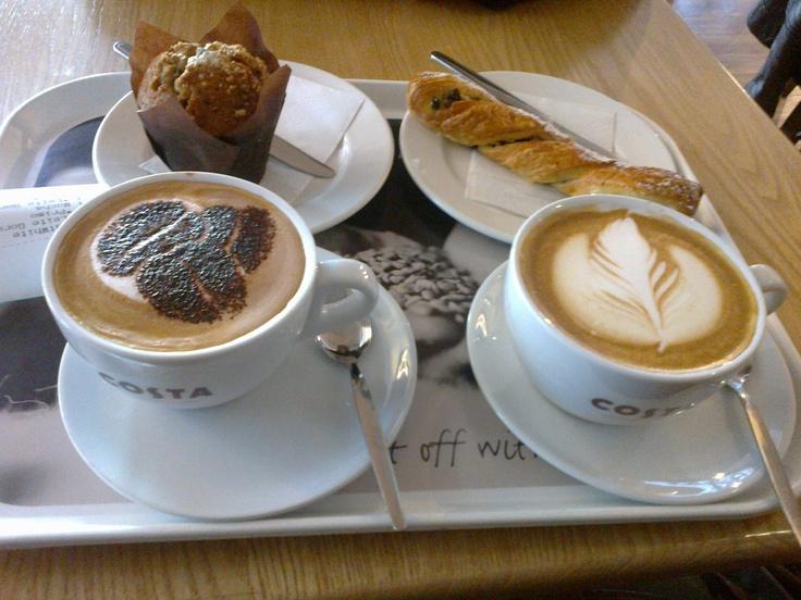 Costa, the delicious order