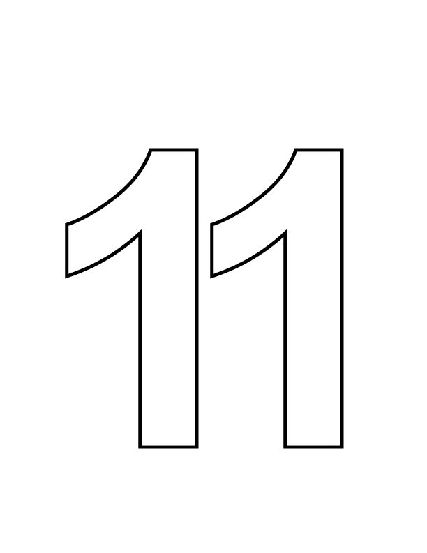 It is an image of Inventive Printable Large Numbers