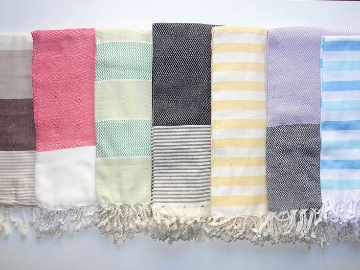 Turkish Towels Pestemals