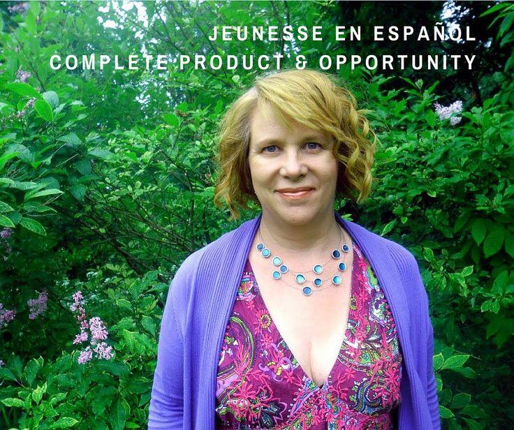 Jeunesse en español Complete Product & Opportunity