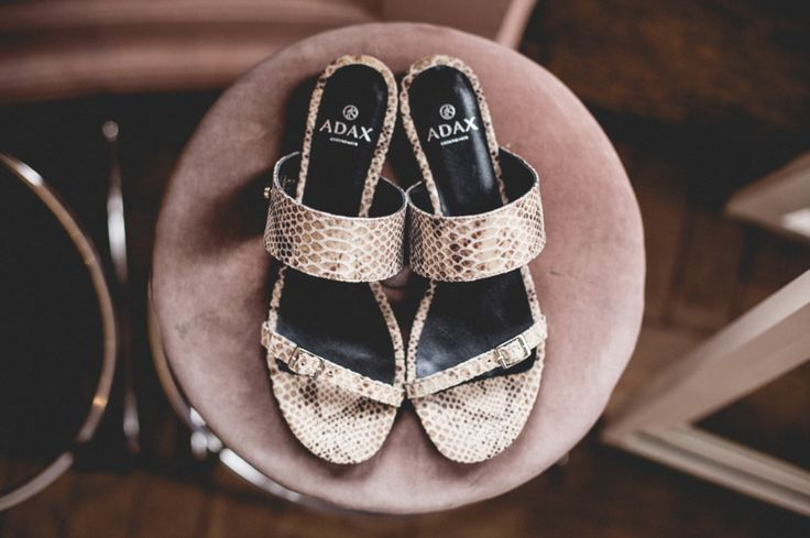 Marlie sandals in snake