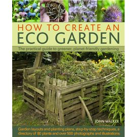 How to Create an Eco Garden is a great book by John Walker. It gives you a really good guide on how to transform you garden, and gardening ways to that of a more eco nature. Fascinating read, and available to buy on the Modern Mint shop.