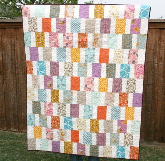 Play It Up Quilt Pattern Instant Download Etsy Modern Quilt Patterns Quilts Quilt Patterns