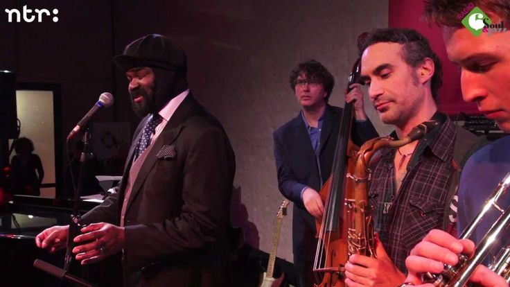 Gregory Porter - Be Good  My daughter ( a trombone player) enjoys this man's music!