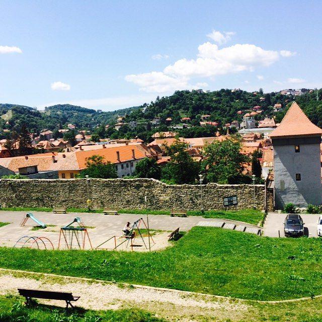 Brașov - The Fortress city, Romania