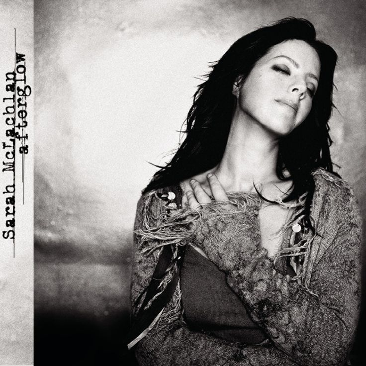 Sarah McLachlan Afterglow album cover                              …