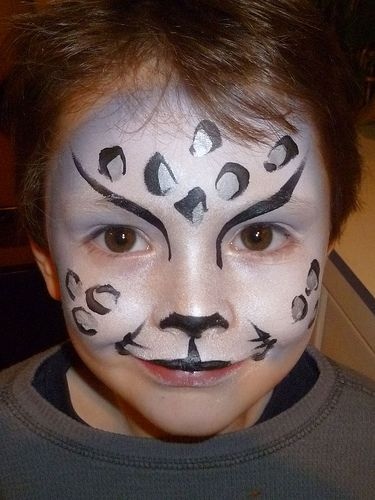 Best 25+ Leopard face paint ideas on Pinterest | Cheetah ...