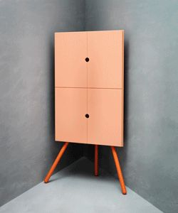 Ikea 2014 PS Collection corner cabinet