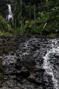 waterfall banyunibo, yogyakarta, indonesia