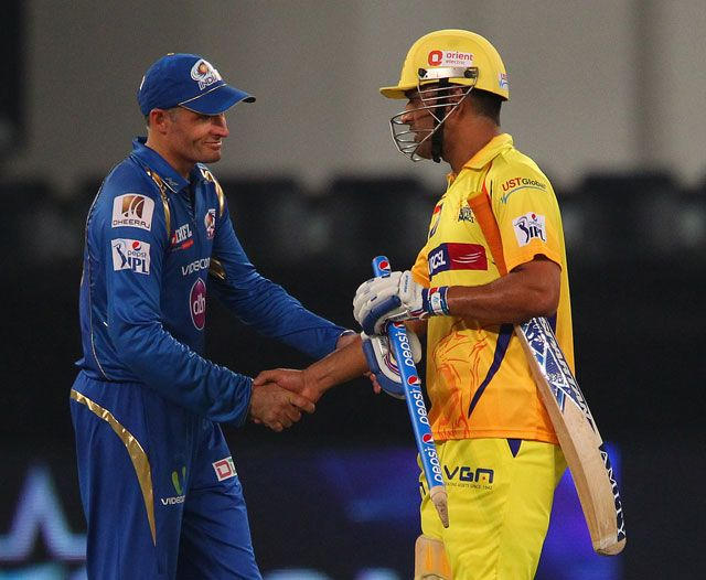 Mohit Sharma, Brendon McCullum set up comfortable win for Chennai Super Kings