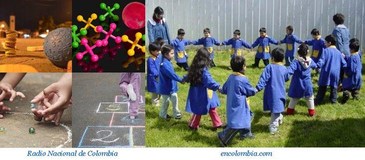 Muchas generaciones de colombianos crecimos en medio de rondas, juegos y pasatiempos que marcaron nuestra época de niñez con los recuerdos más gratos y memorables…..