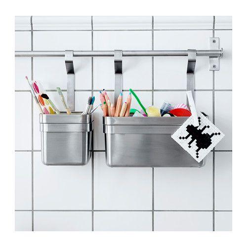 """Ikea Schreibtisch Unterlage Leder ~ Ideen zu """"Handtuchhalter Edelstahl auf Pinterest  Handtuchhalter"""