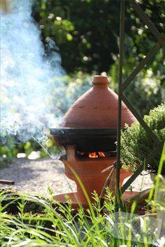 Tajine *Die Küche der Nomaden*  - Tajine Rezept