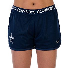 Dallas Cowboys Nike Ultimate Mesh Short