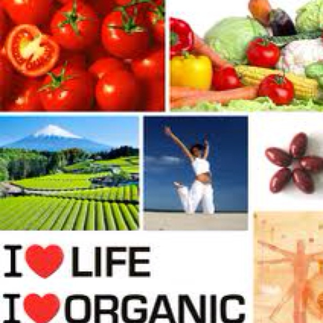 I'm so grateful that I can buy organic products........It is expensive, but what is the alternative.  Sickness is expensive too.