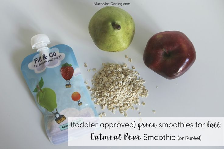 5 (toddler approved) 'green' smoothies for Fall. Great tasting green smoothies for the whole family that are healthy, and fit into our gluten free and dairy free lifestyle! Including Oatmeal Pear smoothie, apple pie smoothie, carrot cake smoothie, and more delicious fall smoothie flavors!