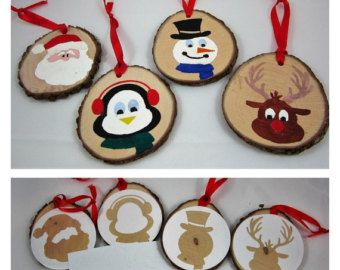Image Result For Wooden Christmas Ornaments Patterns Christmas Craft Projects Christmas Ornament Crafts Homemade Christmas Crafts