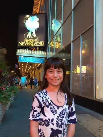 "Review of our Finding Neverland staycation at The New York Palace Hotel in NYC, including a review of the hit Broadway show starring Matthew Morrison of ""Glee"" fame. The Palace is a luxury family travel gem located in the heart of Manhattan."