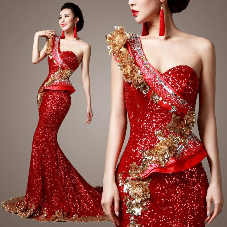 Best 25  Red and gold dress ideas on Pinterest | Gold dress ...