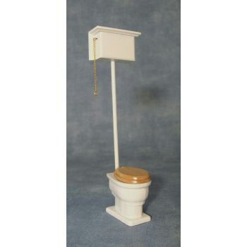Old fashioned toilet dolhouse 1 12 ideas pinterest