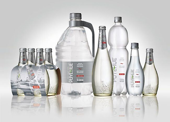 Puyehue Mineral Water