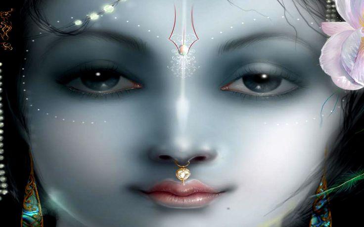 Senhor Krishna Wallpapers Hd Senhor Animated krishna wallpaper