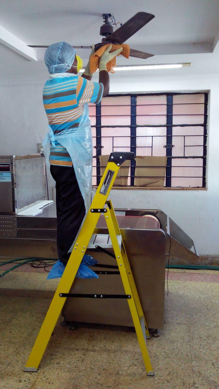 FRP Trade Ladder Ladder, Step ladders, Trading