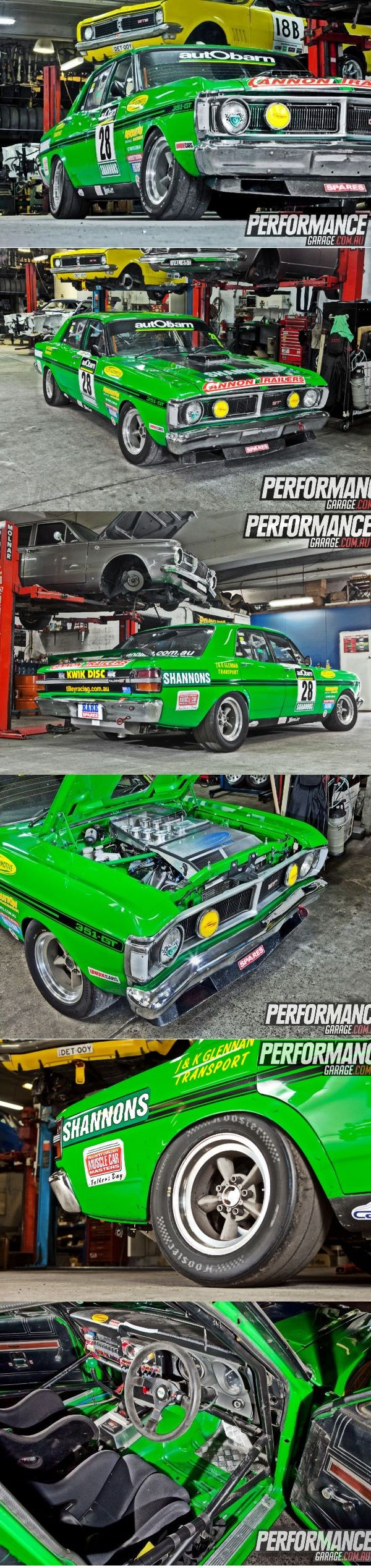 1961 ford falcon for sale racingjunk classifieds - Ford Falcon Xy Gt Cameron Tilley 28 1971