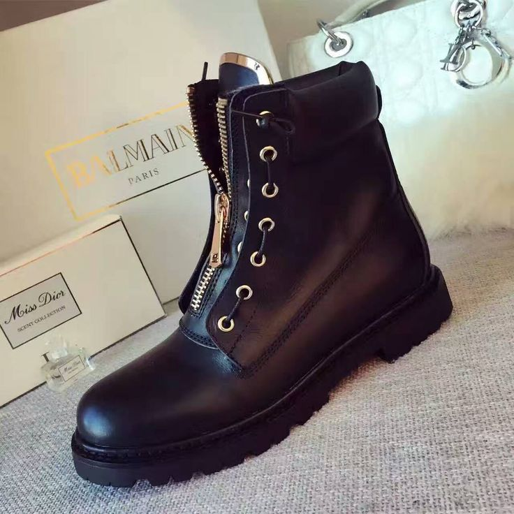 Balmain boots for women