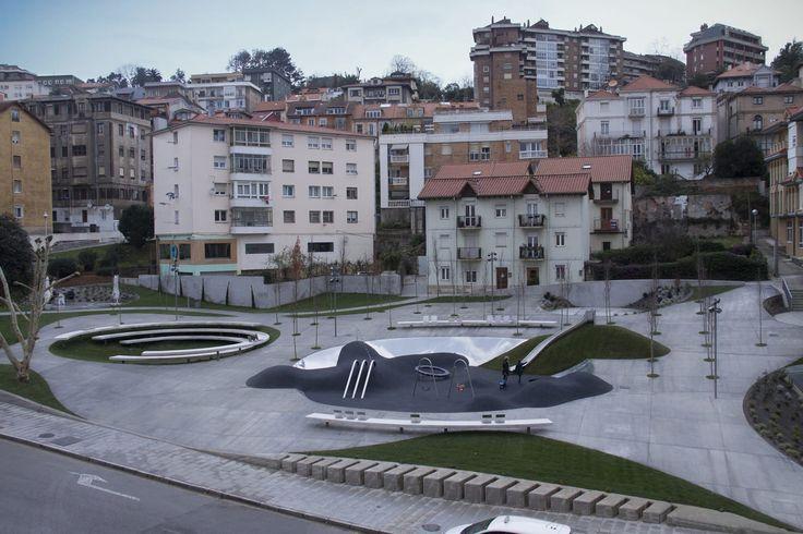 Hector Navarro · Tetuan-Amaliach Square
