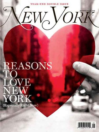reasons to love New York, there are so many!