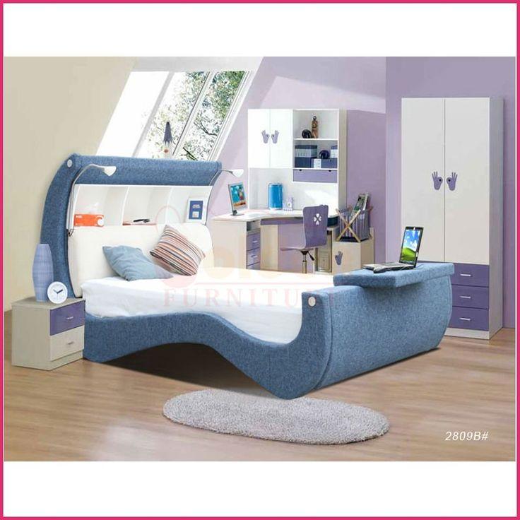 1000 images about dormitorios para nenas on pinterest - Camas para ninas ...