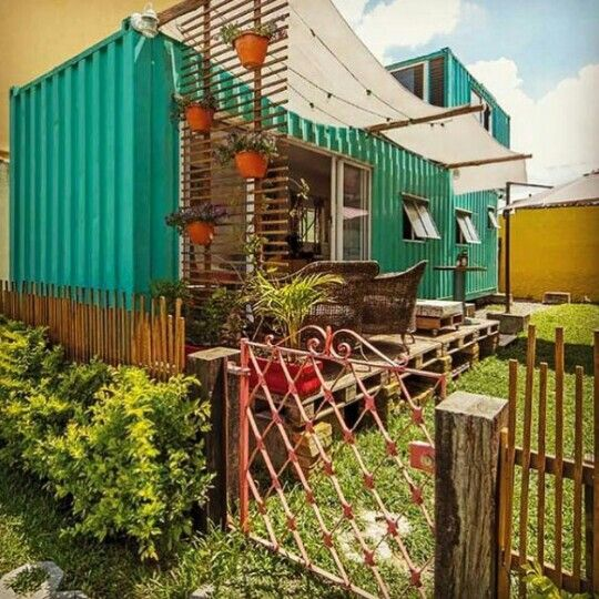 2231 Best Images About Container Studio Office On Pinterest Container Architecture Shipping